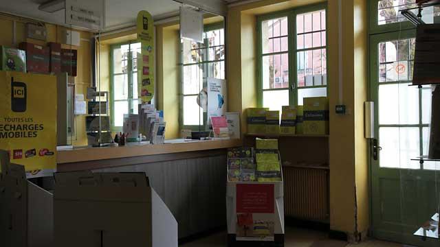 La poste un chantier en recommand viller - Bureau de poste saint etienne du rouvray ...
