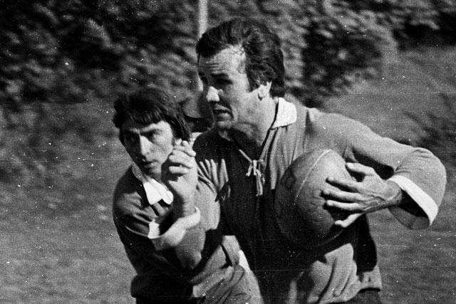 Bernard Moliérac, un joueur redoutable... .| Archive © Jean‐Paul Epinette ‐ iCimedia|Jean-Paul Epinette