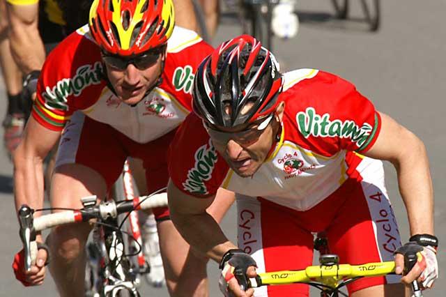 En 20 ans, Cyclo 4 a aussi tutoyé l'excellence.|Photo DR