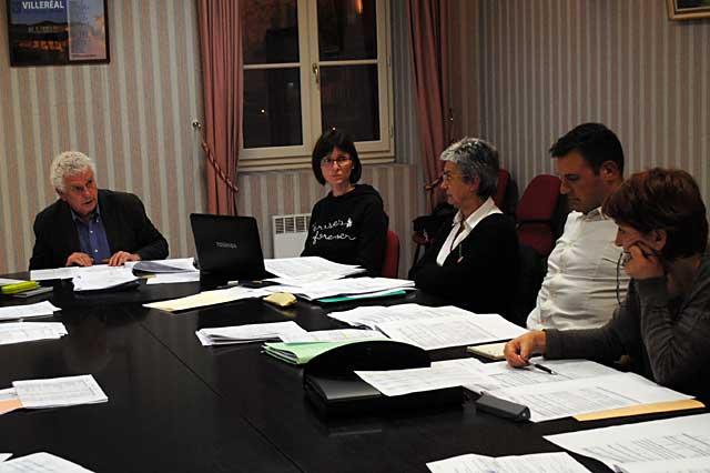 C'est la reprise pour le conseil municipal...|Jean-Paul Epinette - icimedia@free.fr
