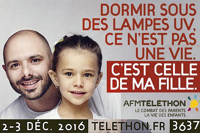 É nouveau devant les caméras de la télé, les Villeréalais se mobilisent pour le téléthon.|Photo DR