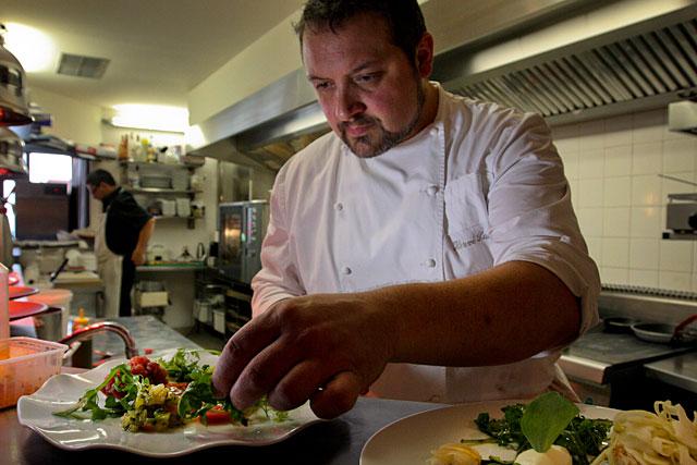 Plusieurs fois étoilé, Hervé Sauton est une valeur sure de la gastronomie régionale...|Photo © Jean-Paul Epinette - icimedia@free.fr