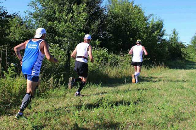 Les amateurs de trail ont rendez-vous à Villeréal le dimanche 25 juin...|Photo DR