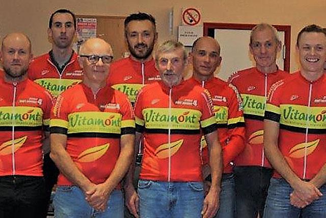 Cyclo 4 a engagé 21 licenciés en compétition...|Photo © Pierre-Antony Epinette - icimedia@free.fr