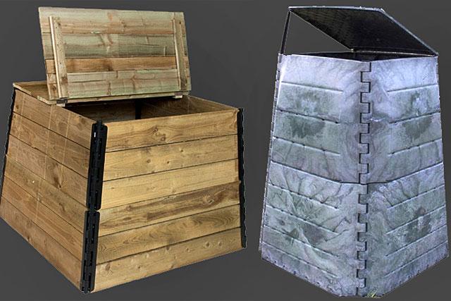 Des composteurs gratuits sont à notre disposition...|Illustration © jean-Paul Epinette - icimedia@free.fr