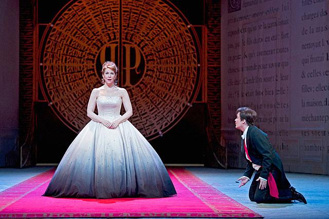 Cendrillon, de Massenet, dernier opéra retransmis en direct du Met à New York...|Photo DR