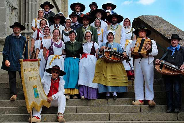 Les Galvachers du Morvan sont de retour à Villeréal.|Photo DR