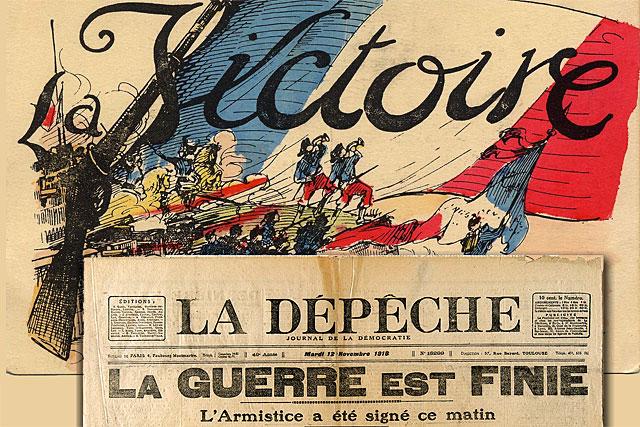 11 novembre 2018, l'amistice mettait fin au plus meurtrier des conflts...|© icimedia@free.fr