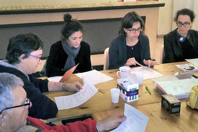Les responsables des parents d'élèves ont bien travaillé !|Photo © Pierre-Antony Epinette - icimedia@free.fr