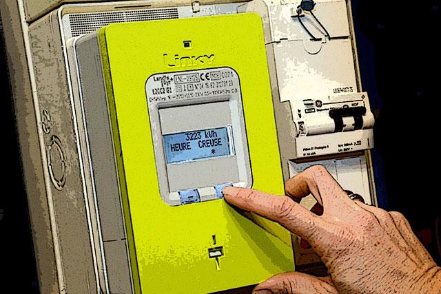 Le compteur Linky est installé dans le Villeréalais...|Photo DR