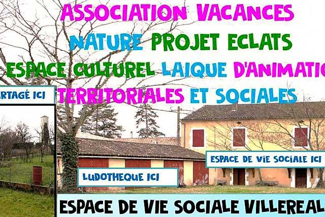 Ludothèque, ateliers, périscoplaire... un grnd projet multiactivités de Vacances-Nature|Illustration DR