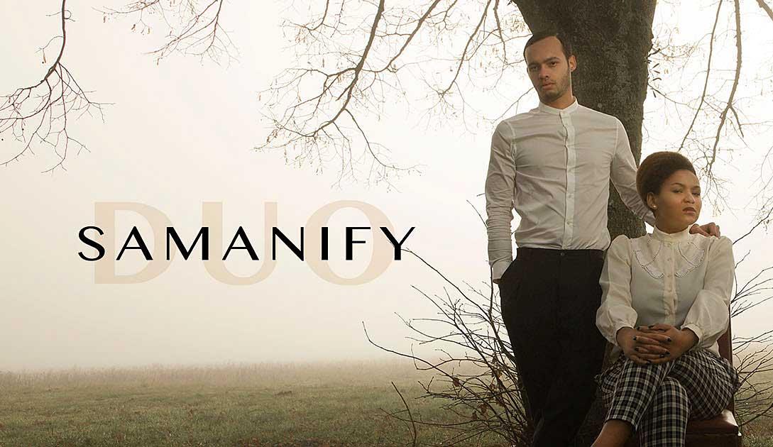 Samanify Duo en concert à l'Europe vendredi soir...|Photo DR
