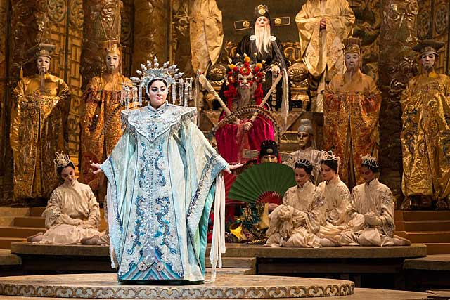 La saison lyrique ouvre samedi avec la retransmission de Turandot, en direct du MET à New York...|Photo DR