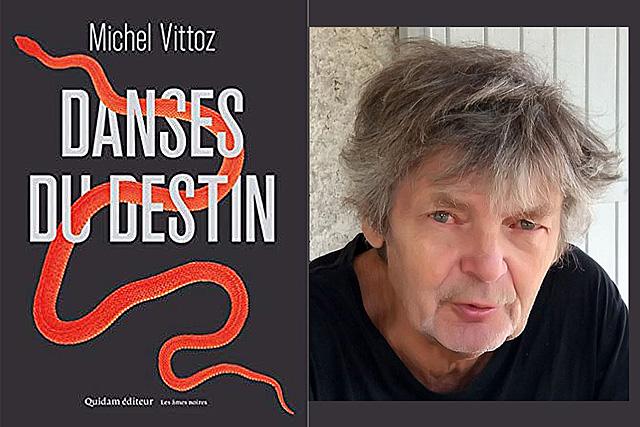 Michel Vittoz tire ses personnages du trou noir de l'oubli. Celui d'un polar qu'il avait publié en 2002...|Illustration © Jean-Paul Epinette