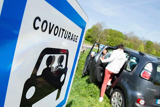 Le covoiturage, un progrès en faveur de la mobilité, de l'environnement et du lien social... Photo © FranceBleu