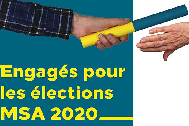 L'élection des délégués MSA aura lieu du 20 au 31 janvier prochain...|Illustration DR