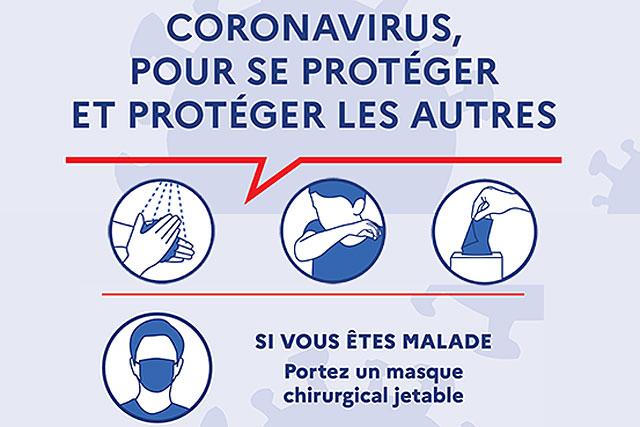 Le premier cas d'infection vient d'être signalé à Villeréal...|Photo DR