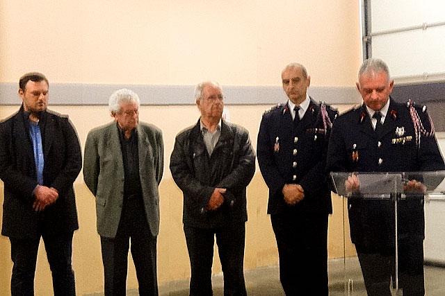 Conseiller régional, conseiller Départemental, maire... tous tiennent à leurs sapeurs-pompiers volontaires...|Photo DR