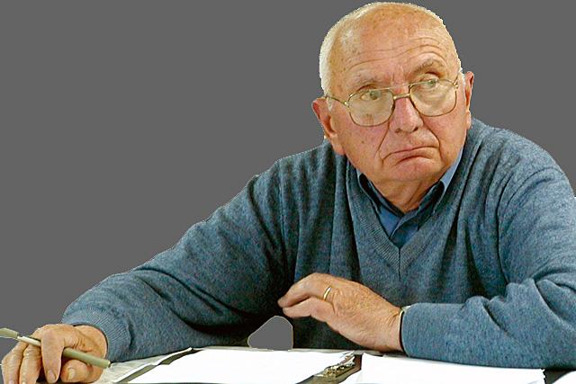 André Lasserre a notamment consacré une bonne partie de sa vie au développement du bassin du Dropt...|Archive © jean-Paul Epinette