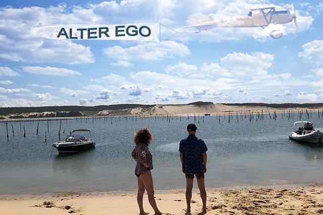 Alter Ego en concert gratuit sous la halle ce dimanche matin...|Photo DR