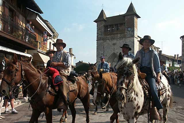 Pour la Fête du cheval, plusieurs places et rues seront interdites à la circulation...|Archive © Jean-Paul Epinette