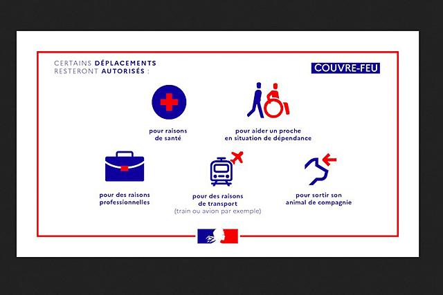 Le couvre-feu devrait être prononcé en Lot-et-Garonne cette semaine...|(Illustration DR)