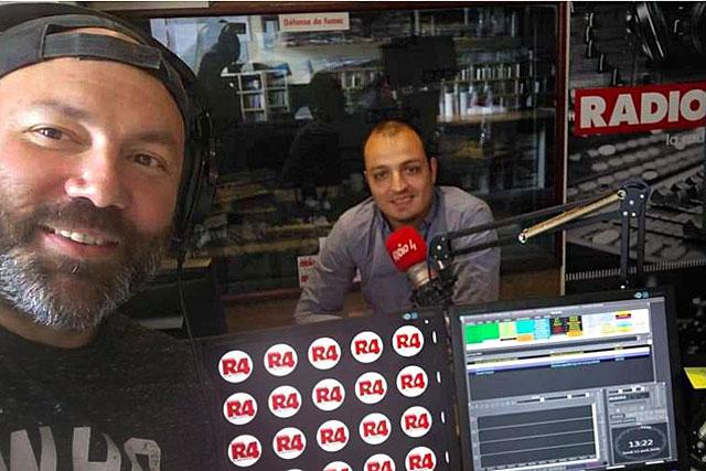 Paroles d'auditeurs... le méthaniseur est en débat sur Radio 4...|Capture d'écran - Photo Sud-Ouest
