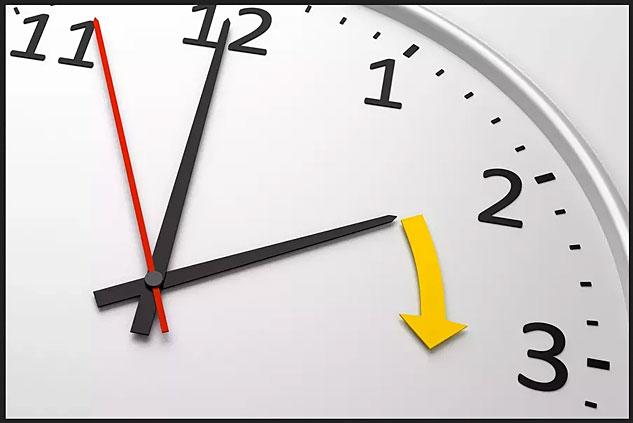 A deux heures, cette nuit, il sera... trois heures !... |Illustration .gouv.fr (DR.)