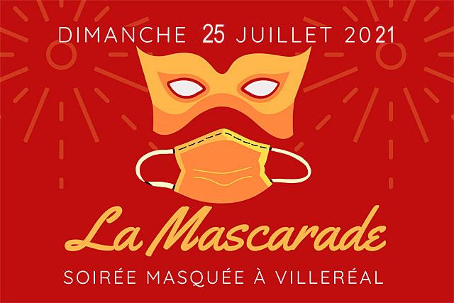 Une mascarade... plutôt que Bodega. Mais la fête quand même !... Illustration DR.
