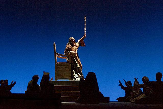 La crise du Covid-19 négociée, les retransmissions en direct de New York reprénent ce samedi 9 octobre...   Photo © Metropolitan Opera