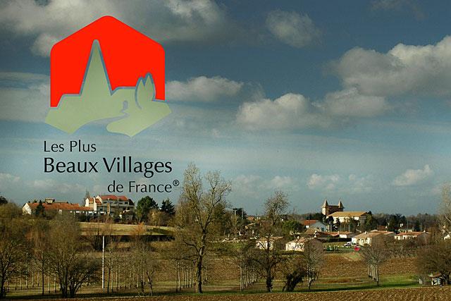 Villeréal compte désormais parmi Les Plus Beaux Villages de France.|| Photo © Jean-Paul Epinette